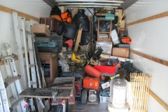 12 House clearing truck