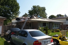 Re-Roofing in Orangeville 1