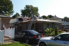 Re-Roofing in Orangeville 2